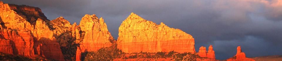 Sedona Arizona Submarine Rock