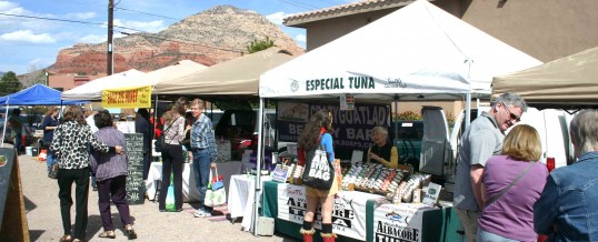 Sedona, Arizona Farmer's Market