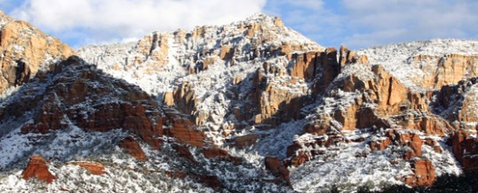 Sedona in Top 25 United States Destinations
